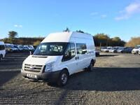 FORD TRANSIT T350 LWB MES VAN##43K MILES##1 OWNER FROM NEW##