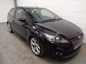 FORD FOCUS ST , 2009 REG , LOW MILEAGE + FULL HISTORY , YEARS MOT , FINANCE AVAILABLE , WARRANTY