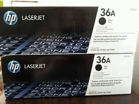 HP Black Printer Cartridges