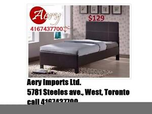 Furniture Warehouse: Beds starting from $125