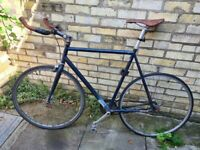 Charge Plug single speed/'fixie' bike (not currently set to fixed wheel) (for parts or repair)