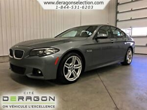 2016 BMW 5 Series 535XI+PREMIUM PACKAGE+M SPORT GROUP + NA