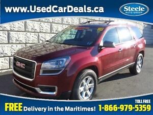 2016 GMC Acadia SLE2 AWD Htd Seats Sunroof Alloys
