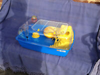 HAMSTER / SMALL MAMMAL CAGE - NEW