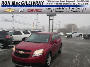 2012 Chevrolet Orlando 1LT,.. Low Kms, 1 Owner, 7 Passenger