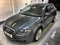 🌟🌟 Superb Audi A3 2.0tdi SE DSG Automatic. FSH. Top Spec. Auto with flappy paddle. Cruise. 🌟🌟