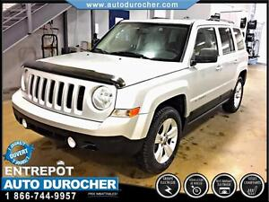 2012 Jeep Patriot NORTH AWD JANTES TOIT OUVRANT BLUETOOTH