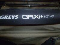 Greys GRXi+ Fly Rod 10Ft 7weight