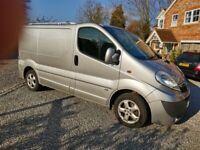 Vauxhall, VIVARO, Panel Van, 2012, Manual, 1995 (cc)