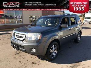 2010 Honda Pilot TOURING NAVIGATION/LEATHER/SUNROOF