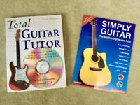 How to play a guitar textbook