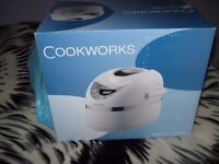 Breadmaker,never been used,complete with instruction manual,bargain at £35