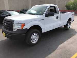 2012 Ford F-150 XL, Regular Cab, Bluetooth, 4x4