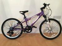"Carrera Luna Junior Mountain Bike - 20"" - Brand New"