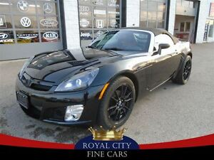 2007 Saturn SKY Red Line Turbo Roadster Leather