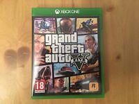 Grand Theft Auto 5. Xbox One