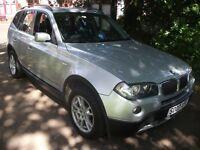 BMW X3 2.0 20d SE 5dr£6,995 LEATHER TRIM, NEW MOT, FINANCE 2007 (07 reg), SUV