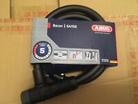 ABUS Racer 6415K bike lock new
