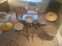 Drum Kit - Ideal for Beginners