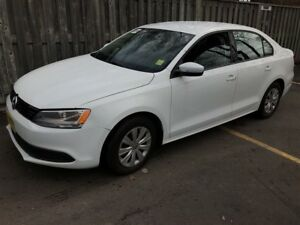 2014 Volkswagen Jetta Trendline+, Automatic, Heated Seats, Only