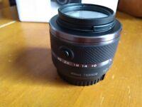 Nikon 10-30mm f/3.5-5.6 VR Lens (Black)