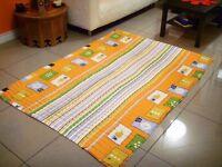 Double Size Mattress - Buckwheat filling cotton cover mattress topper natural healing sleep