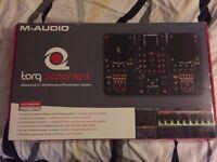 Torq Xponent M-AUDIO DJ DECKS