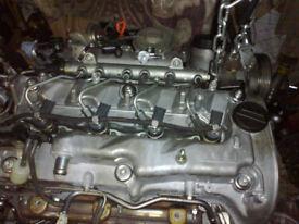 Honda Accord, Honda Civic, low mileage Honda 2.2 Diesel Engine Spares