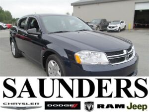 2013 Dodge Avenger SE One Owner / Only 43000 Km