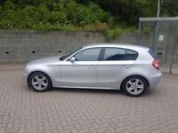 BMW 1 SERIES 118i SPORT LOW MILEAGE