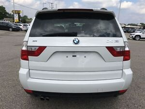 2010 BMW X3 3.0i AWD No accidents Pano roof Rare executive whi Kitchener / Waterloo Kitchener Area image 8