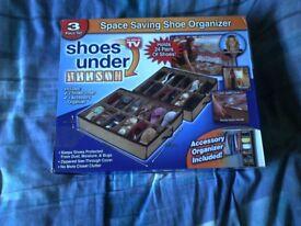 Shoe Organiser For Sale