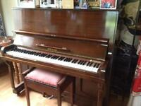 Second hand full tuned Spencer piano