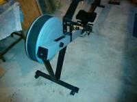 Concept 2 indoor rower rowing machine