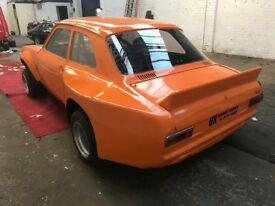 Ford Escort Mk1 2dr Championship Winning Widebody Race-car. Tax & MOT Exempt
