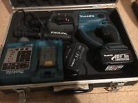 Makita 18v sds cordless drill BHR202 set
