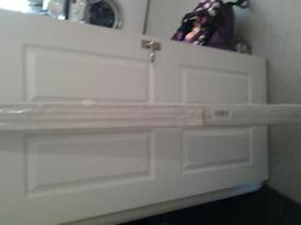 brand new doors