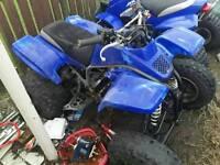 Yamaha blaster spares or repair