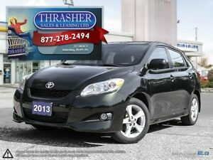 2013 Toyota Matrix SUNROOF, ALLOYS, MORE!!