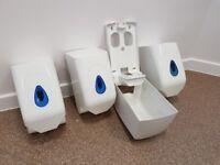 Modular Centrefeed Hand towel Dispenser - Small x 4 (Used)