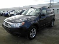 2012 Subaru Forester 2.5X- AWD- LOW KM!!! JUST ARRIVED