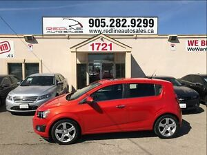 2012 Chevrolet Sonic LT, Sunroof, WE APPROVE ALL CREDIT