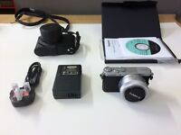 Panasonic Lumix DMC-GM1 - 16mp Digital Camera - with 12-32mm Lens