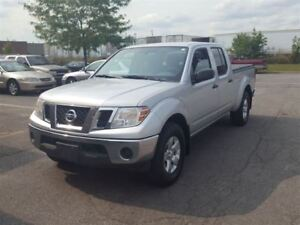 2010 Nissan Frontier SE,Super Crew,4X4 Accident Free 1 Owner