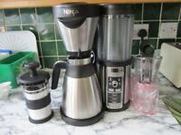 Ninja Coffee Machine New Condition unwanted gift