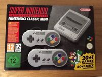 Nintendo SNES Console - NEW - Unboxed