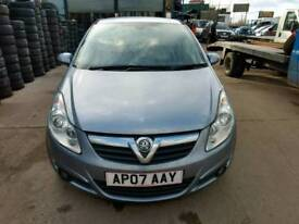 Vauxhall Corsa 2007 For Sale