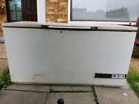 Large electrolux chest freezer free local delivery available 160cm width