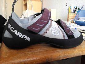 Scarpa Reflex women's climbing shoes (3.5 UK)