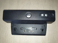 Used Dell PR01X D/Port Advanced Port Replicator Docking Station - Great for working from home!